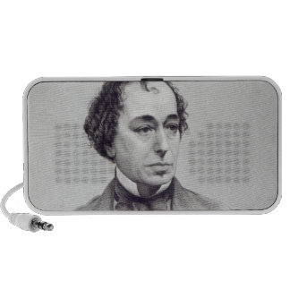 Benjamin Disraeli, 1st Earl Beaconsfield Mp3 Speaker