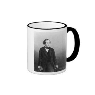 Benjamin Disraeli Ringer Mug