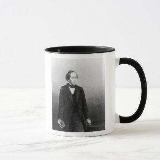 Benjamin Disraeli Taza