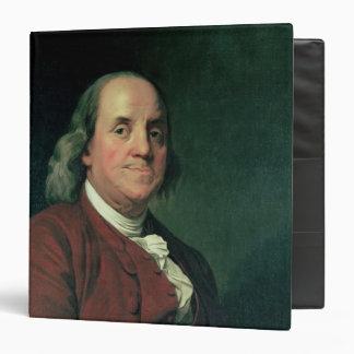 """Benjamin Franklin, 1782 Carpeta 1 1/2"""""""