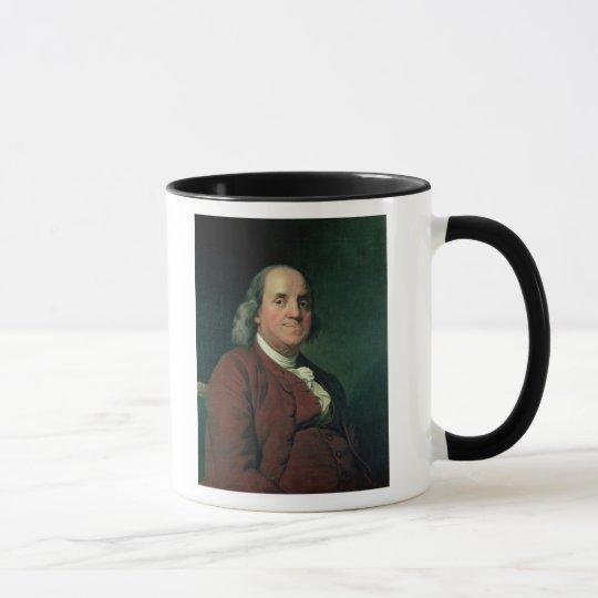 Benjamin Franklin, 1782 Mug