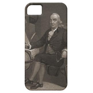 Benjamin Franklin 1846 iPhone 5 Funda