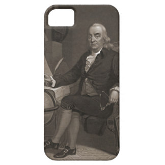 Benjamin Franklin 1846 iPhone SE/5/5s Case