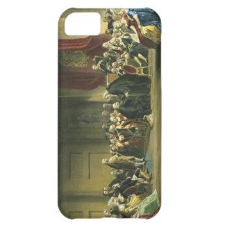 Benjamin Franklin 1868 Funda Para iPhone 5C