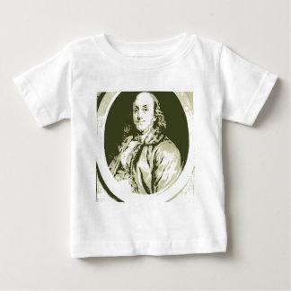 Benjamin Franklin Baby T-Shirt