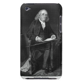 Benjamin Franklin Barely There iPod Cover