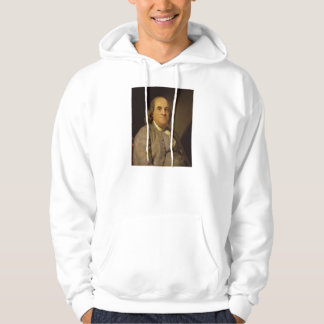 Benjamin Franklin by Joseph Siffred Duplessis Hoodie