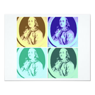 Benjamin Franklin Card