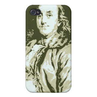 Benjamin Franklin Case For iPhone 4