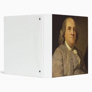 "Benjamin Franklin de José Siffred Duplessis Carpeta 1"""
