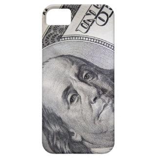 Benjamin Franklin Face iPhone SE/5/5s Case