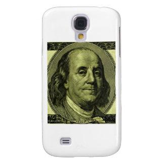 Benjamin Franklin Galaxy S4 Cover