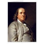 Benjamin Franklin Greeting Cards