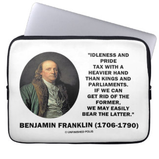 ben franklin and alexis de toqueville The french political thinker alexis de toqueville travelled extensively through the  united states in gathering research for his book democracy in america.