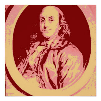 Benjamin Franklin Impresiones