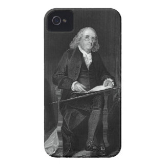 Benjamin Franklin iPhone 4 Case-Mate Case