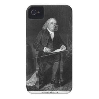 Benjamin Franklin iPhone 4 Cover