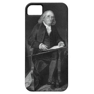Benjamin Franklin iPhone 5 Cover
