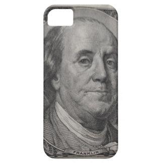 Benjamin Franklin iPhone 5 Funda