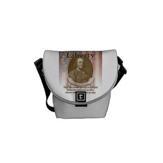 Benjamin Franklin – Liberty Courier Bag