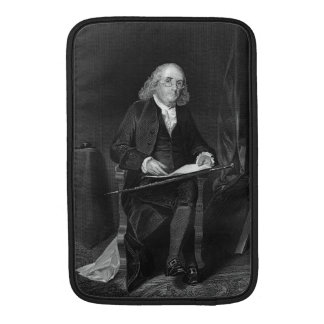 Benjamin Franklin MacBook Sleeves