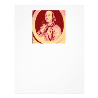 Benjamin Franklin Membrete