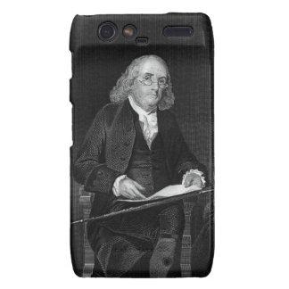 Benjamin Franklin Motorola Droid RAZR Case