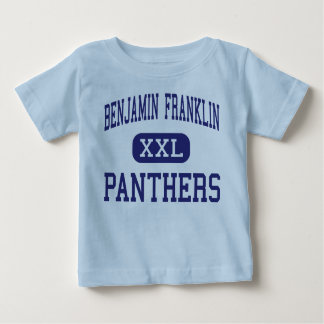 Benjamin Franklin - Panthers - High - Los Angeles Baby T-Shirt