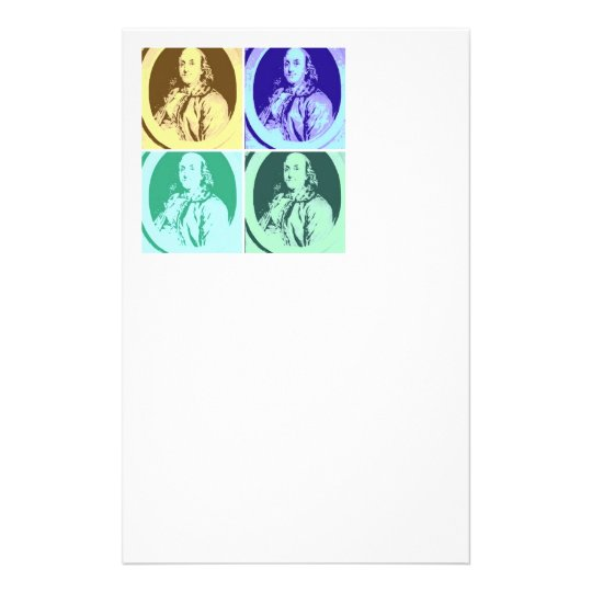Benjamin Franklin Personalized Stationery