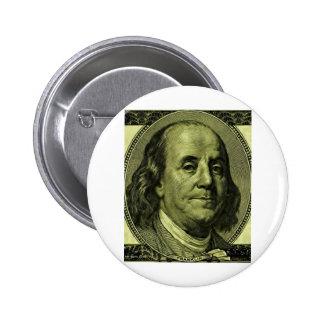 Benjamin Franklin Pin