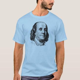 Benjamin Franklin Playera