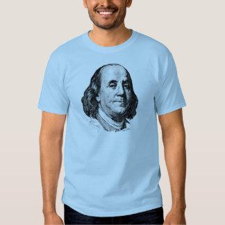 Benjamin Franklin Playeras