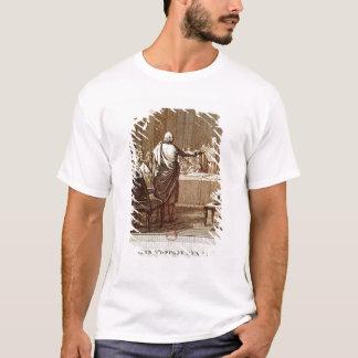 Benjamin Franklin Presenting his Opposition T-Shirt