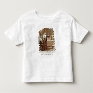 Benjamin Franklin Presenting his Opposition Toddler T-shirt