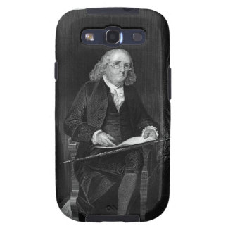 Benjamin Franklin Samsung Galaxy S3 Case