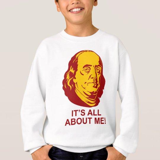 Benjamin Franklin Sweatshirt