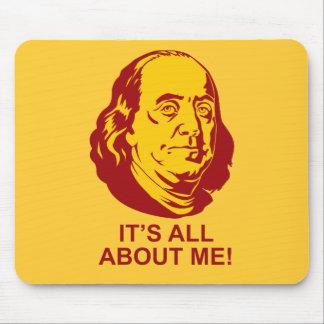 Benjamin Franklin Tapete De Raton