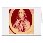Benjamin Franklin Tarjetón