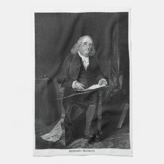 Benjamin Franklin Towel