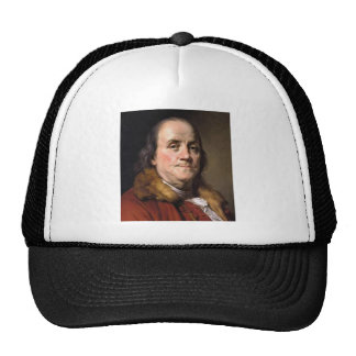 Benjamin Franklin Trucker Hat