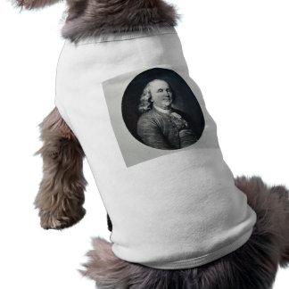 Benjamin Franklin - Vintage Magic Lantern Slide Tee