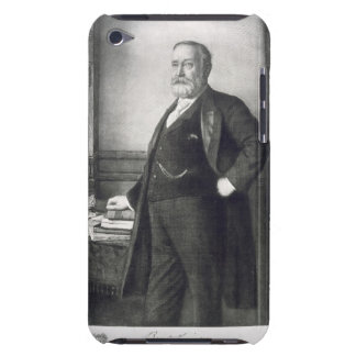 Benjamin Harrison (1833-1901), 23rd President of t Barely There iPod Case