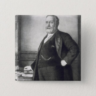Benjamin Harrison (1833-1901), 23rd President of t Button