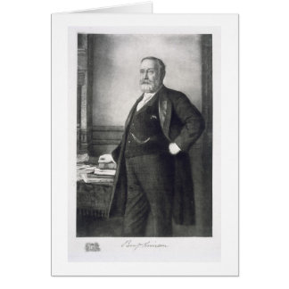 Benjamin Harrison (1833-1901), 23rd President of t Card