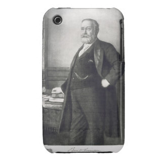 Benjamin Harrison (1833-1901), 23rd President of t iPhone 3 Case-Mate Case