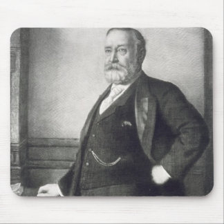 Benjamin Harrison (1833-1901), 23rd President of t Mouse Pad