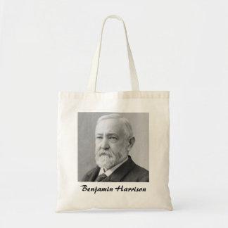 Benjamin Harrison 23 Tote Bag