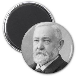 Benjamin Harrison Imán Redondo 5 Cm