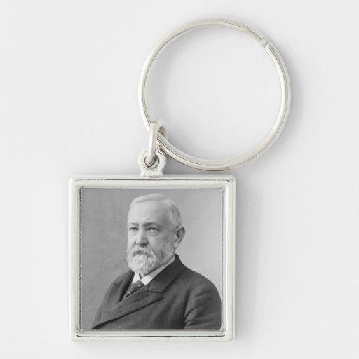 Benjamin Harrison Llaveros Personalizados