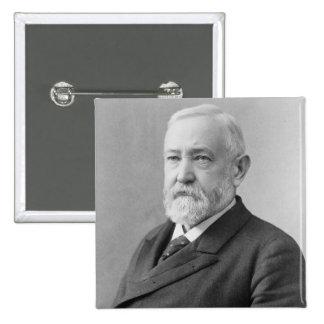 Benjamin Harrison Pin